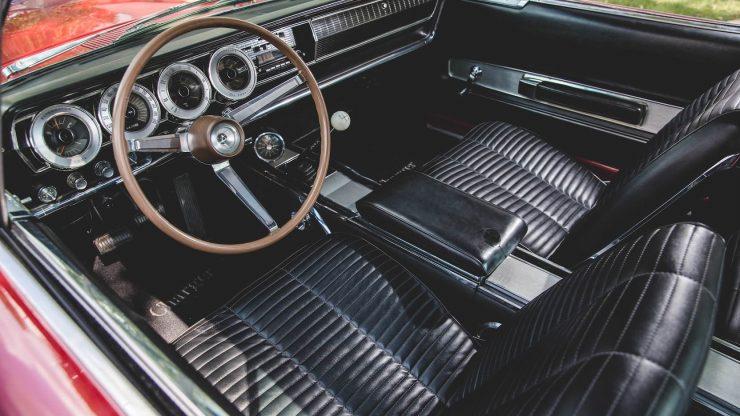 Dodge Hemi Charger 4 740x416 - 1966 Dodge Hemi Charger