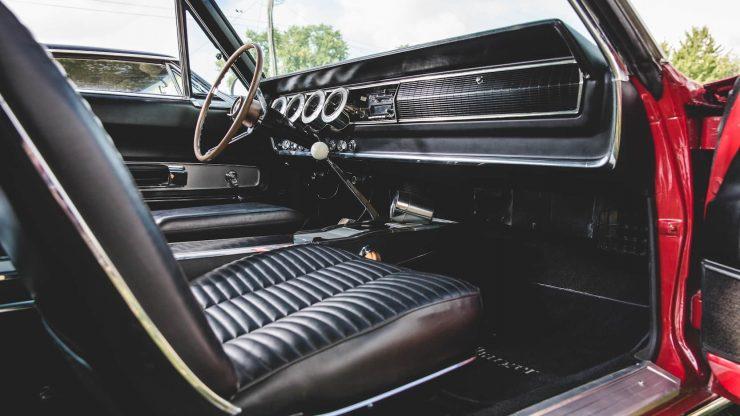 Dodge Hemi Charger 5 740x416 - 1966 Dodge Hemi Charger