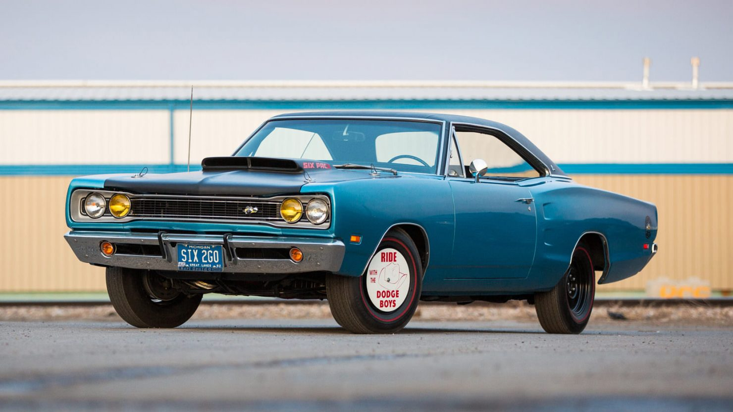 Dodge Super Bee 1480x833 - 1969 Dodge Super Bee 440 Six Pack