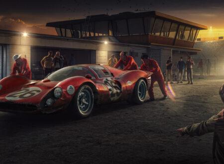 Ferrari 412P 1 450x330 - Ferrari 412P at the 1967 24 Hours of Daytona