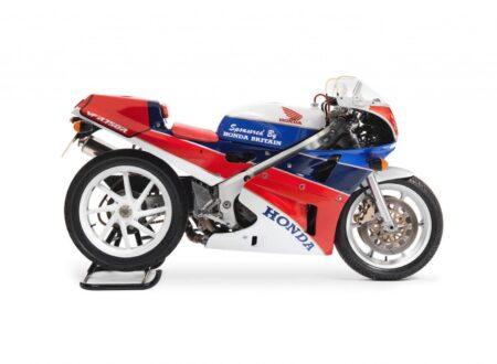 Honda VFR750R K Type RC30 450x330
