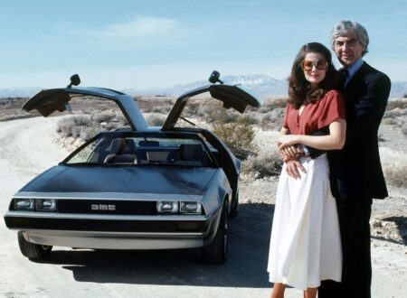 John DeLorean 450x330