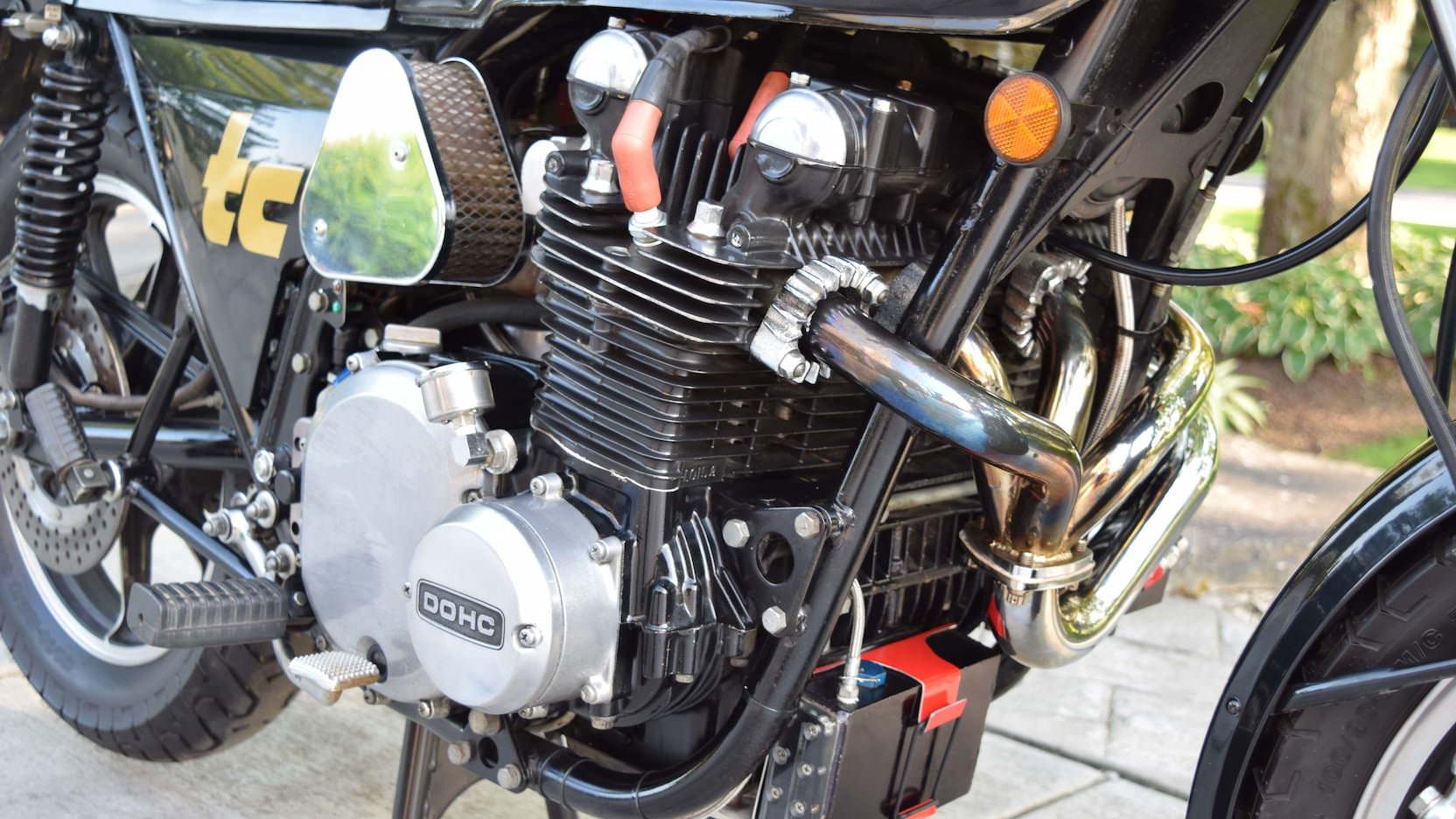 1978 Kawasaki Z1R-TC Turbo
