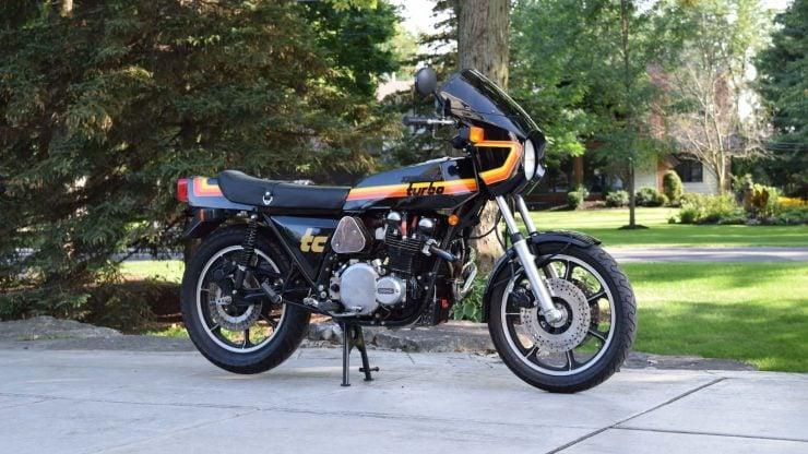 Kawasaki Z1R TC 10 740x416 - 1978 Kawasaki Z1R-TC Turbo