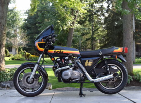 Kawasaki Z1R TC 450x330 - 1978 Kawasaki Z1R-TC Turbo