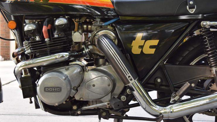 Kawasaki Z1R TC 5 740x416 - 1978 Kawasaki Z1R-TC Turbo
