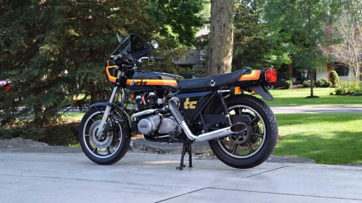 Kawasaki Z1R TC 6 740x416 - 1978 Kawasaki Z1R-TC Turbo