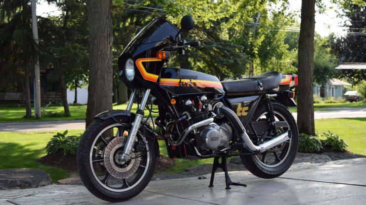 Kawasaki Z1R TC 7 740x416 - 1978 Kawasaki Z1R-TC Turbo