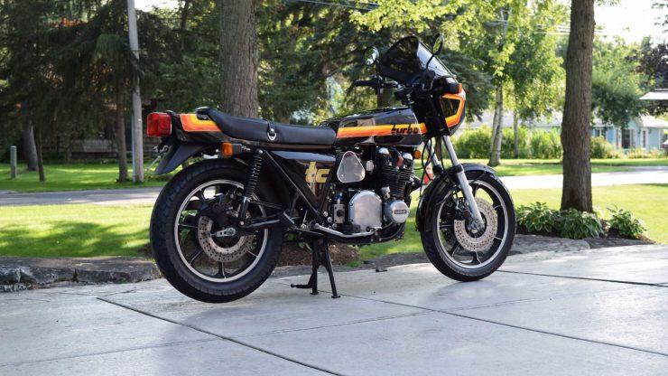 Kawasaki Z1R TC 8 740x416 - 1978 Kawasaki Z1R-TC Turbo