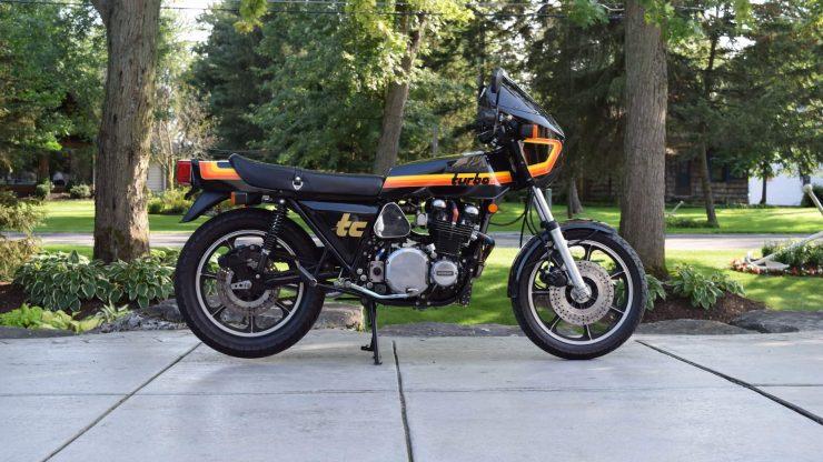 Kawasaki Z1R TC 9 740x416 - 1978 Kawasaki Z1R-TC Turbo
