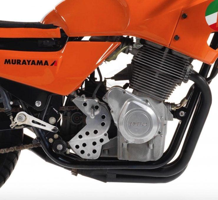 Laverda TT1 RGS 6 740x679 - Semi-Works Racer: 1983 Laverda TT1 RGS Corsa