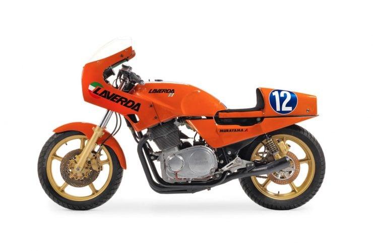 Laverda TT1 RGS Main 740x498 - Semi-Works Racer: 1983 Laverda TT1 RGS Corsa
