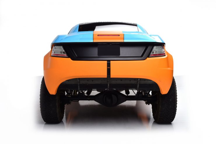 Local Motors Rally Fighter Car 4 740x494 - Rally Fighter