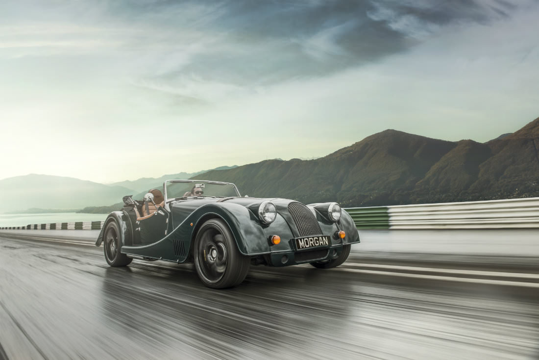 Morgan Motor Company Car - Morgan: The Most Honest Car Factory in the World