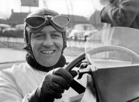 Norman Dewis 450x330 - Documentary - Norman Dewis: The Greatest Test Driver