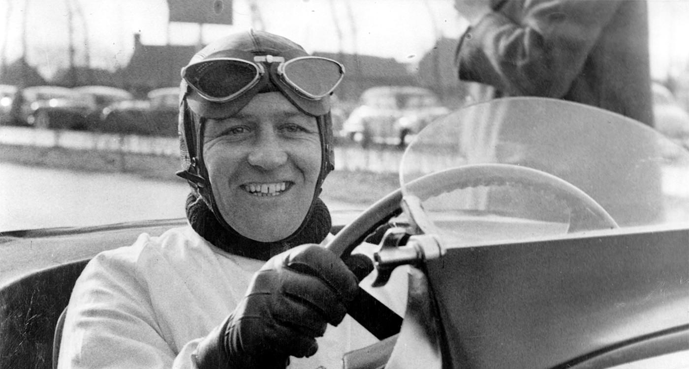 Norman Dewis - Documentary - Norman Dewis: The Greatest Test Driver