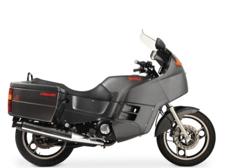 Norton Commander Motorcycle 450x330