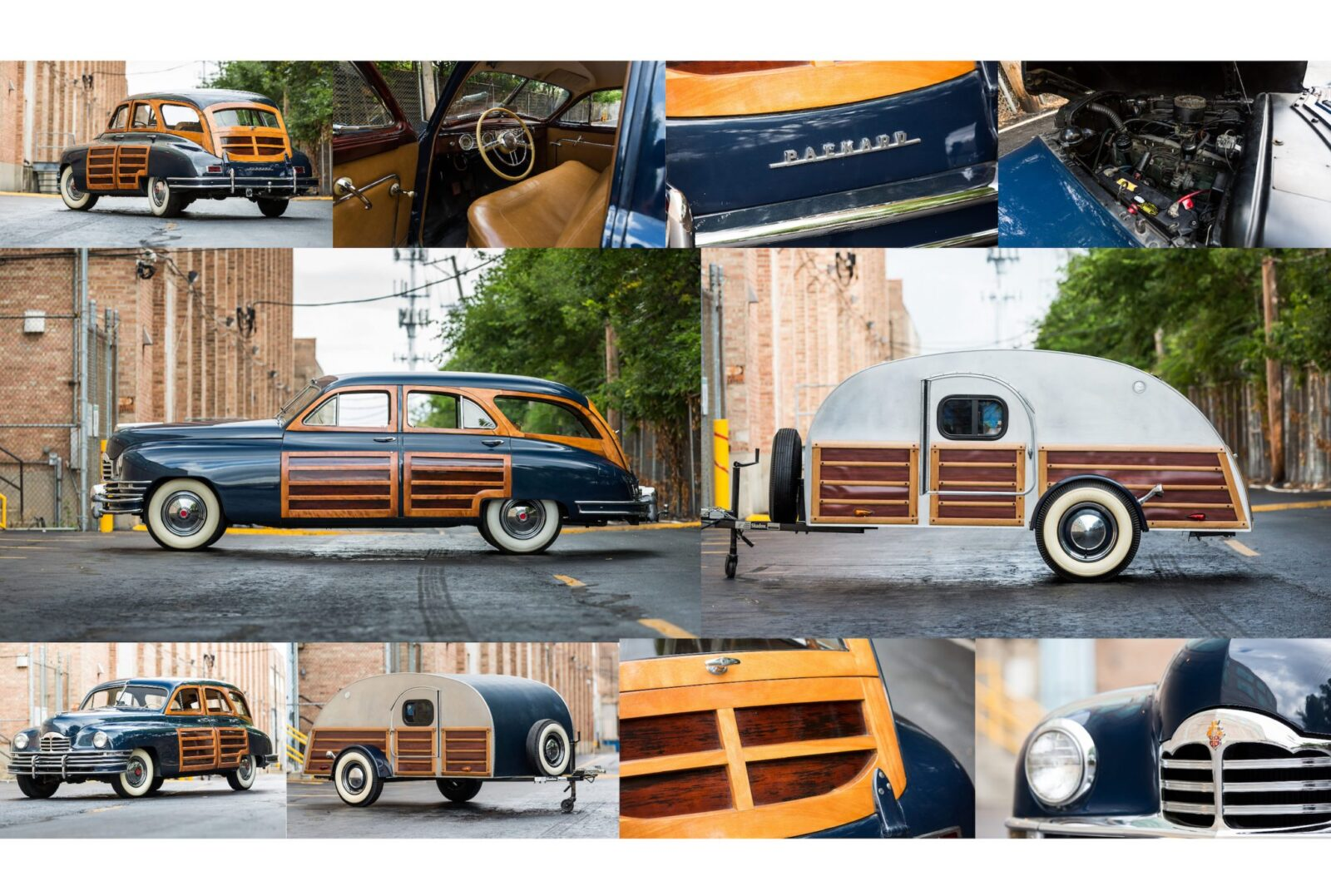 Packard Hero Image 1600x1077 - 1948 Packard Eight Station Sedan & Teardrop Camper