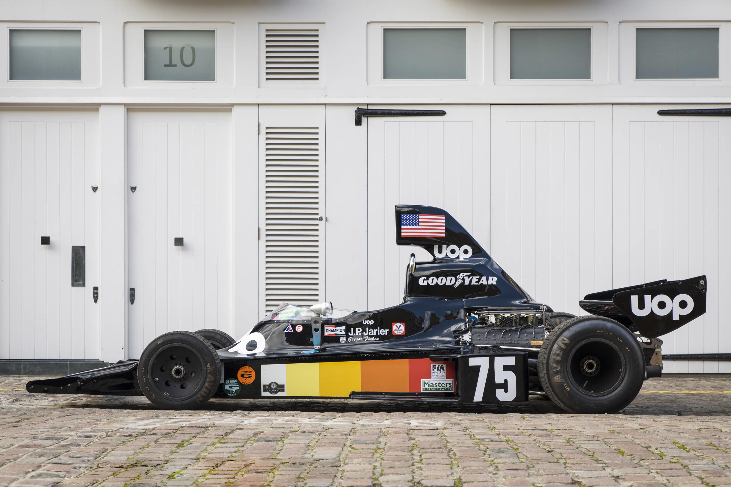 1975 Shadow DN5 Formula 1 Car