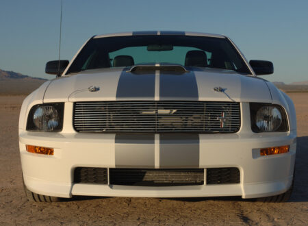 Shelby Mustang GT Concept 1 450x330 - 2007 Shelby Mustang GT Concept Car #1
