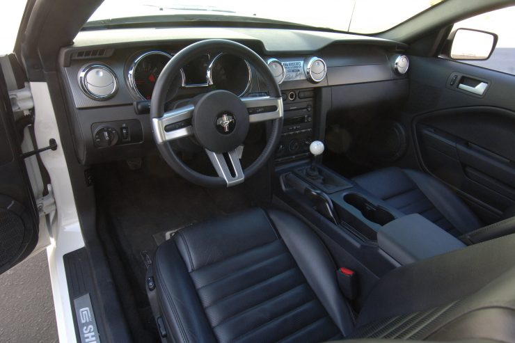 Shelby Mustang GT Concept 3 740x493 - 2007 Shelby Mustang GT Concept Car #1