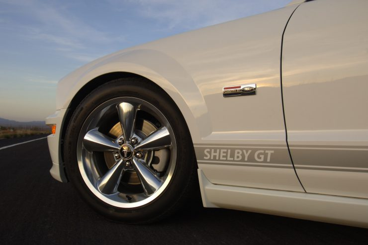 Shelby Mustang GT Concept 4 740x493 - 2007 Shelby Mustang GT Concept Car #1