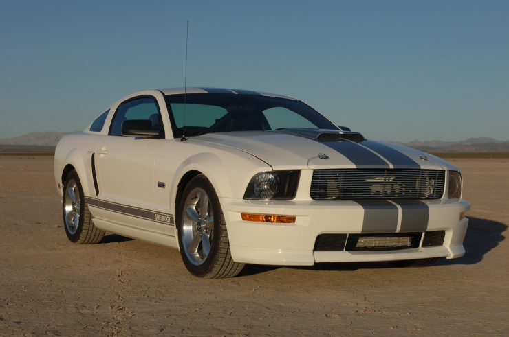 Shelby Mustang GT Concept 6 740x491 - 2007 Shelby Mustang GT Concept Car #1