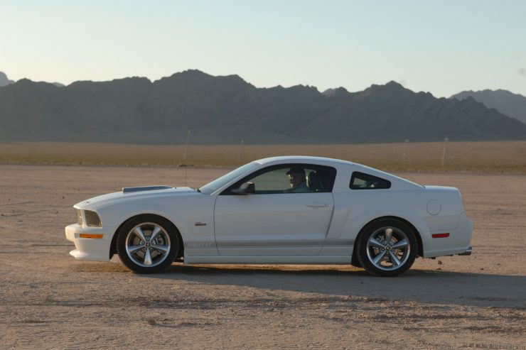 Shelby Mustang GT Concept 8 740x493 - 2007 Shelby Mustang GT Concept Car #1