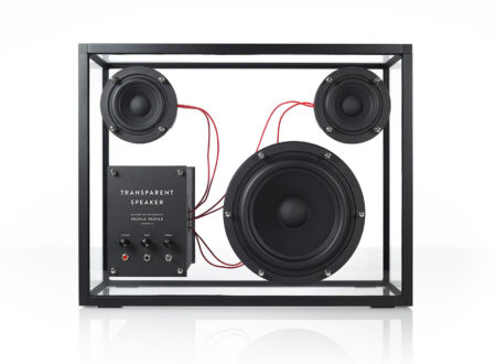 Transparent Speaker by People People 450x330 - Transparent Speaker by People People