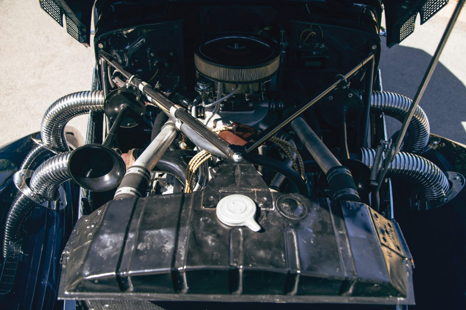 cord 812 supercharged phaeton 3 1480x987 - 1937 Cord 812 Supercharged Phaeton