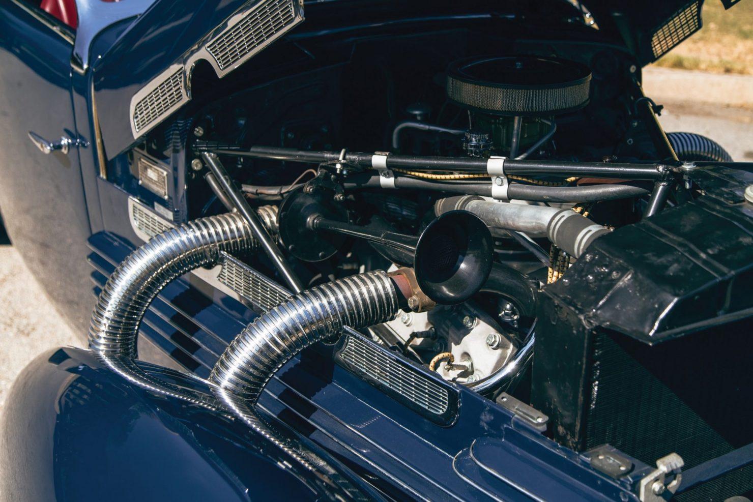 cord 812 supercharged phaeton 9 1480x987 - 1937 Cord 812 Supercharged Phaeton