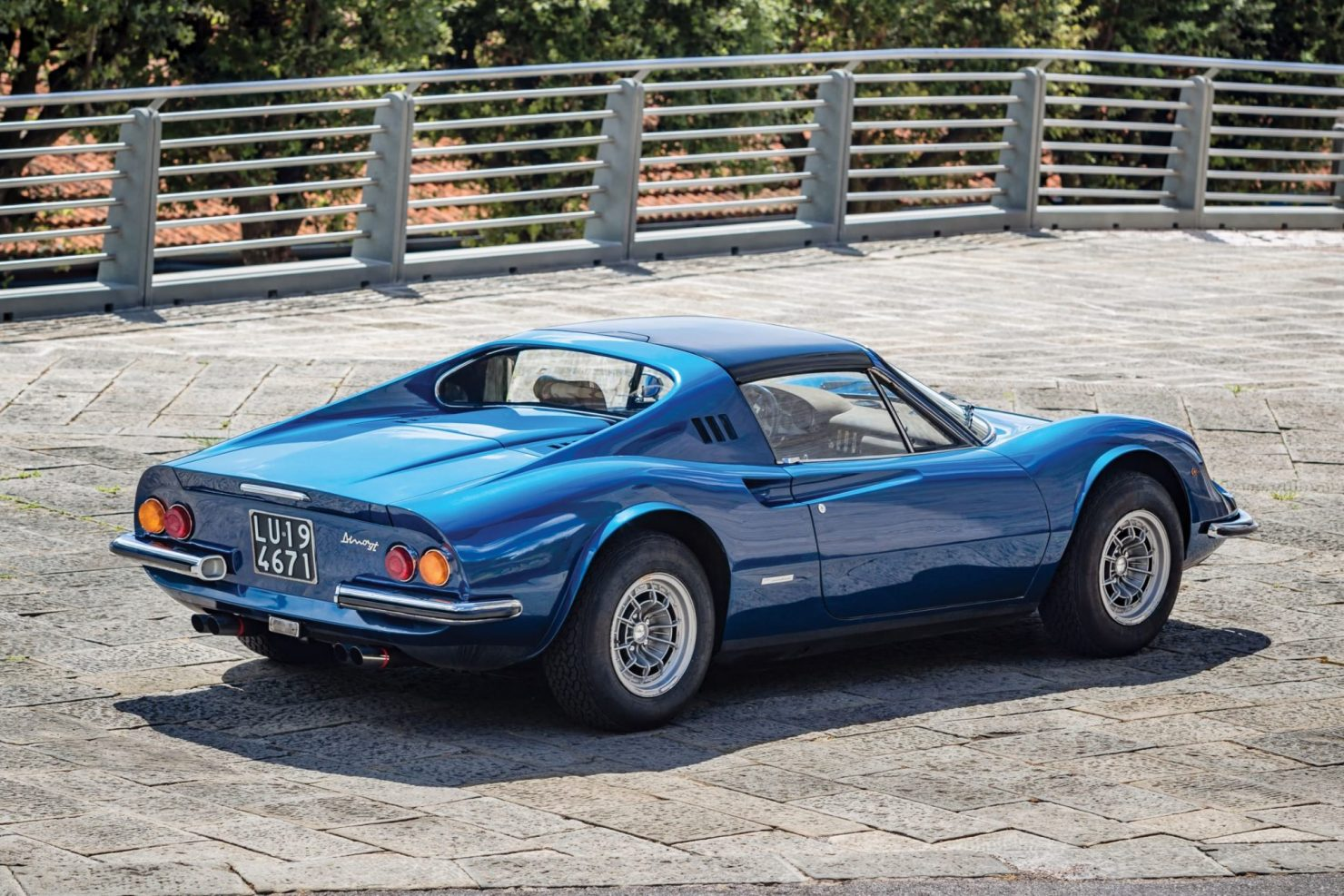 ferrari dino 246 gts car 2 1480x987 - 1973 Ferrari Dino 246 GTS