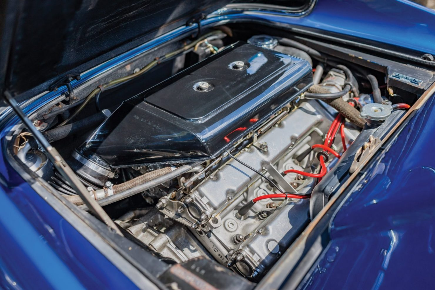 ferrari dino 246 gts car 3 1480x987 - 1973 Ferrari Dino 246 GTS