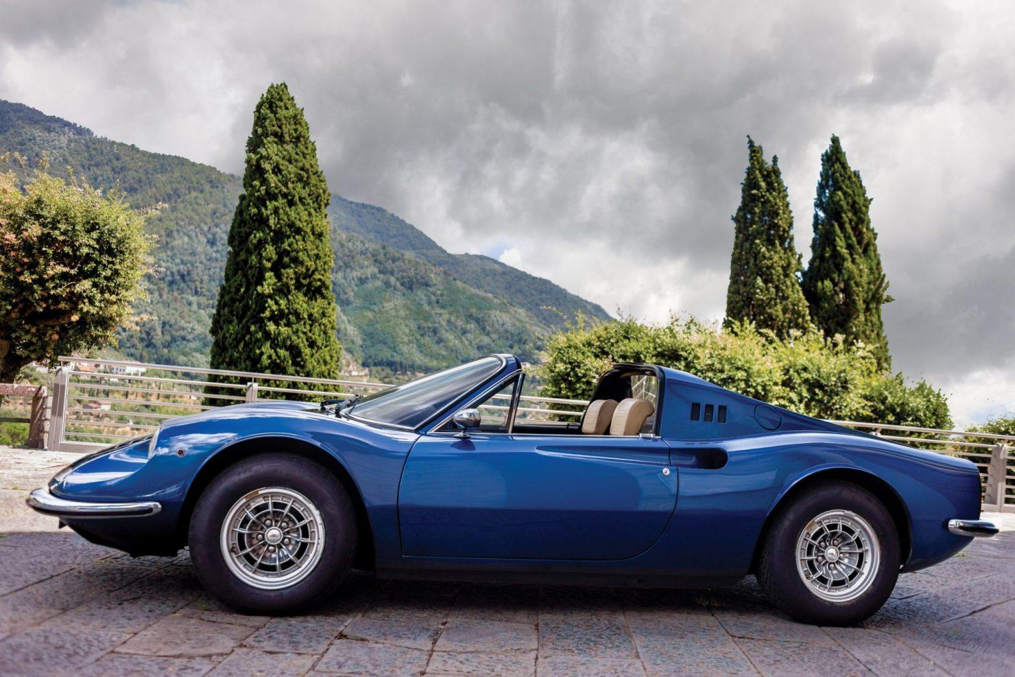 ferrari dino 246 gts car 5 1480x987 - 1973 Ferrari Dino 246 GTS