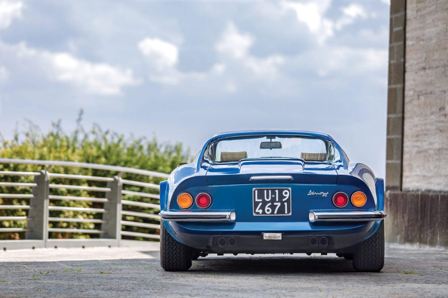 ferrari dino 246 gts car 9 1480x987 - 1973 Ferrari Dino 246 GTS