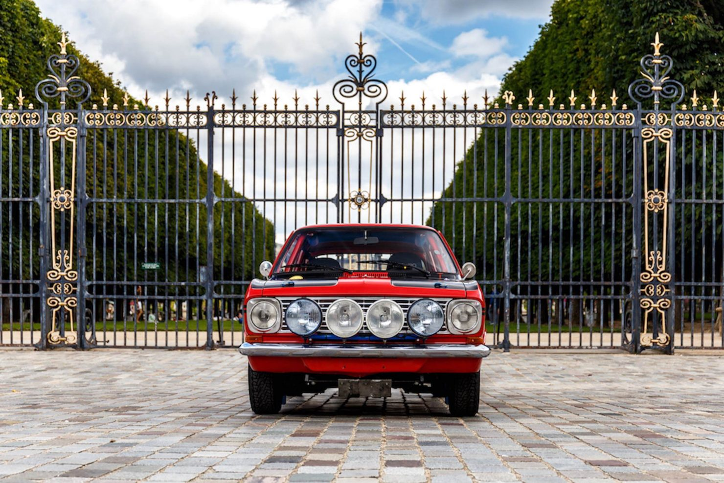 opel kadett rallye car 3 1480x987 - 1969 Opel Rallye Kadett
