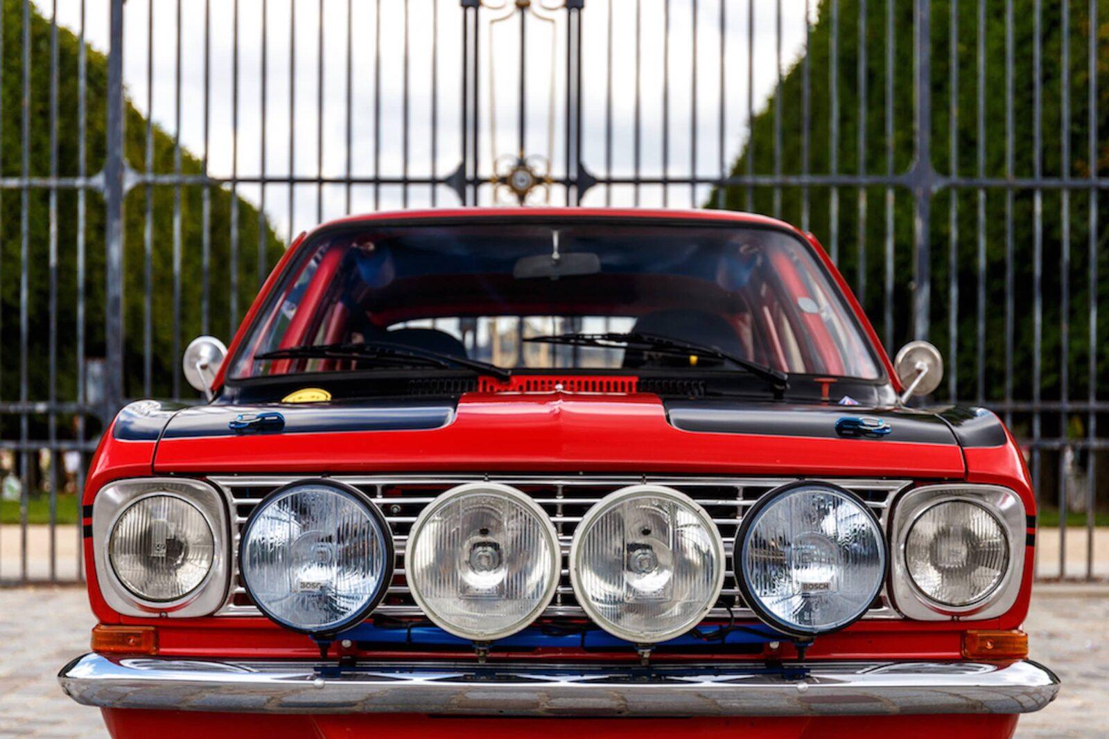 opel kadett rallye car 5 1600x1067 - 1969 Opel Rallye Kadett