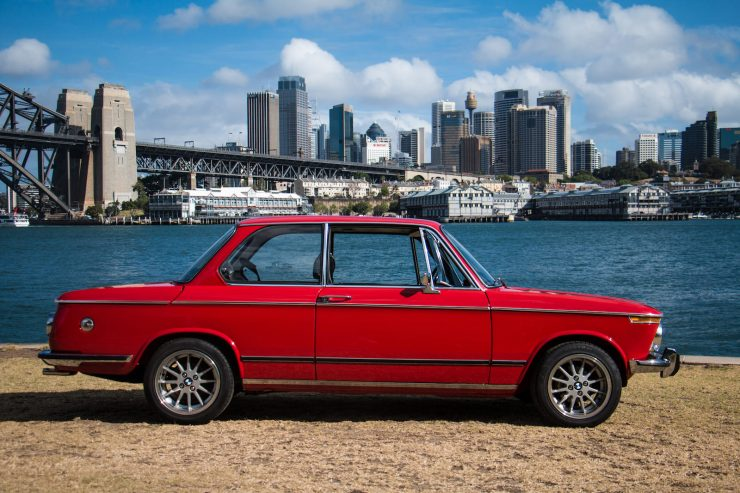 BMW 2002 Car 3 740x493 - FUEL Bespoke Design BMW 2002