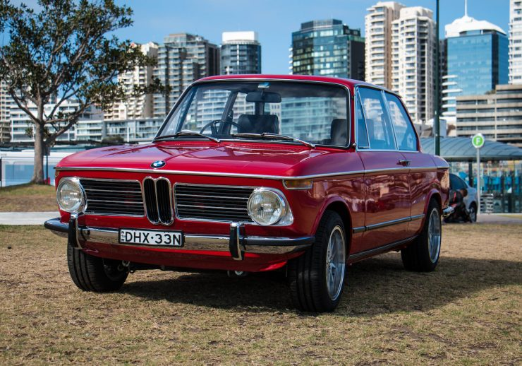 BMW 2002 Car 6 740x518 - FUEL Bespoke Design BMW 2002
