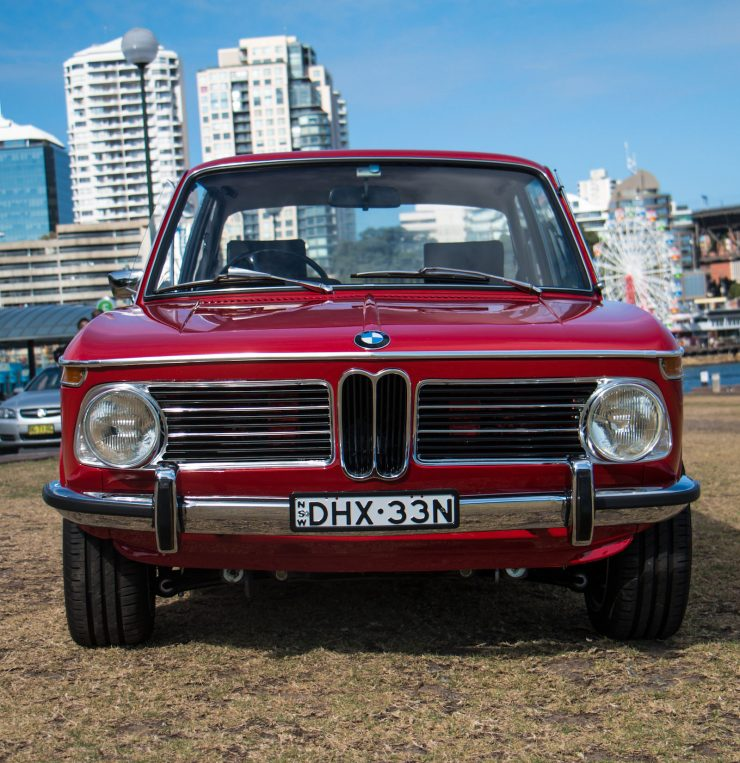 BMW 2002 Car 7 740x763 - FUEL Bespoke Design BMW 2002