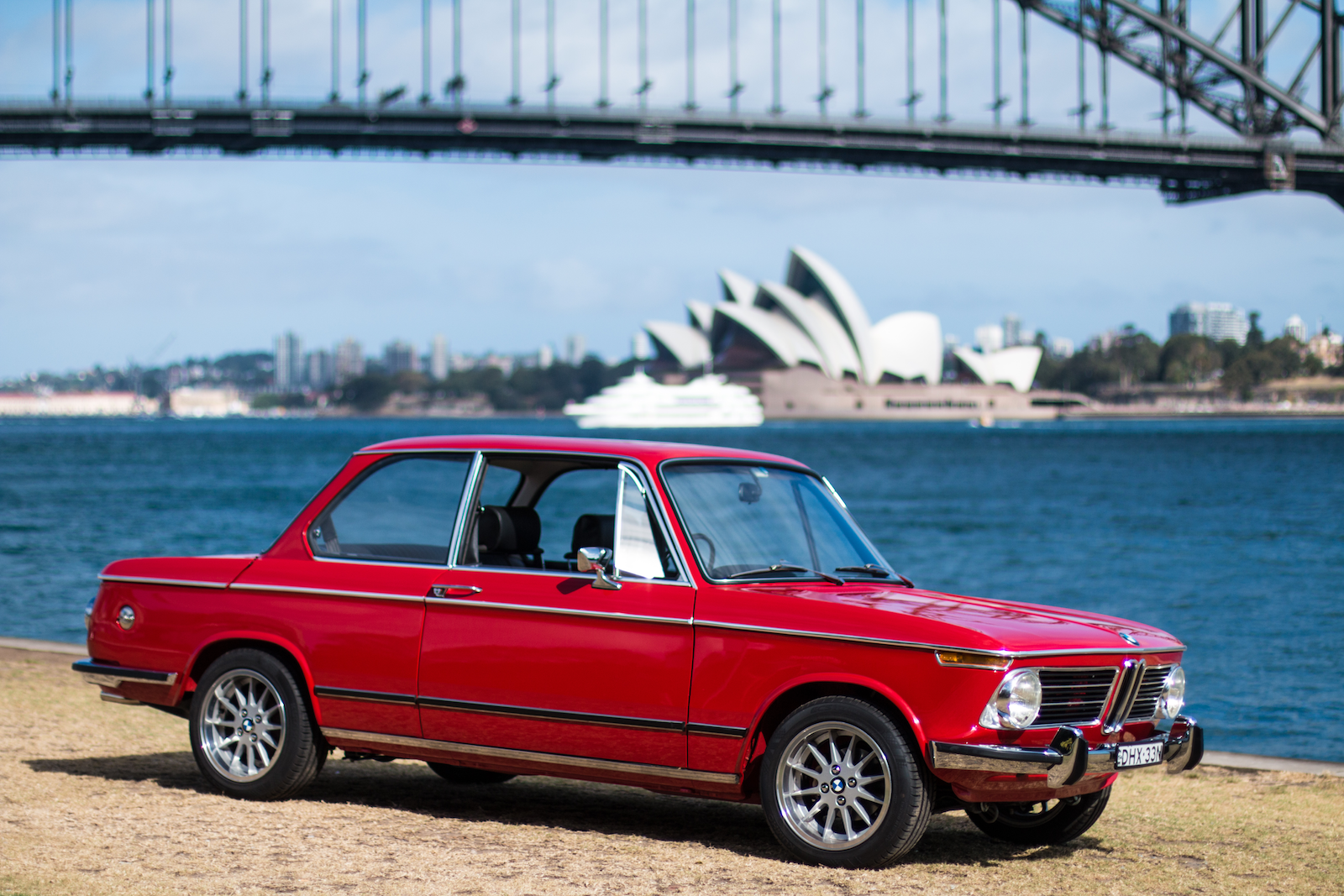 BMW 2002 Car Full Size PNG 1600x1067 - FUEL Bespoke Design BMW 2002