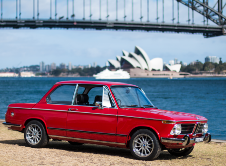 BMW 2002 Car Full Size PNG 450x330 - FUEL Bespoke Design BMW 2002