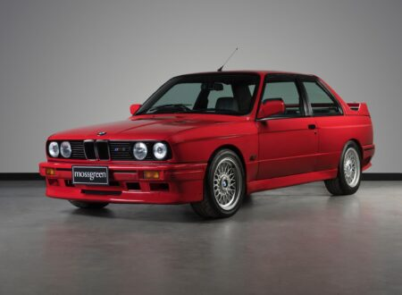 BMW M3 CAR 1 450x330 - 1988 BMW E30 M3 EVO 2