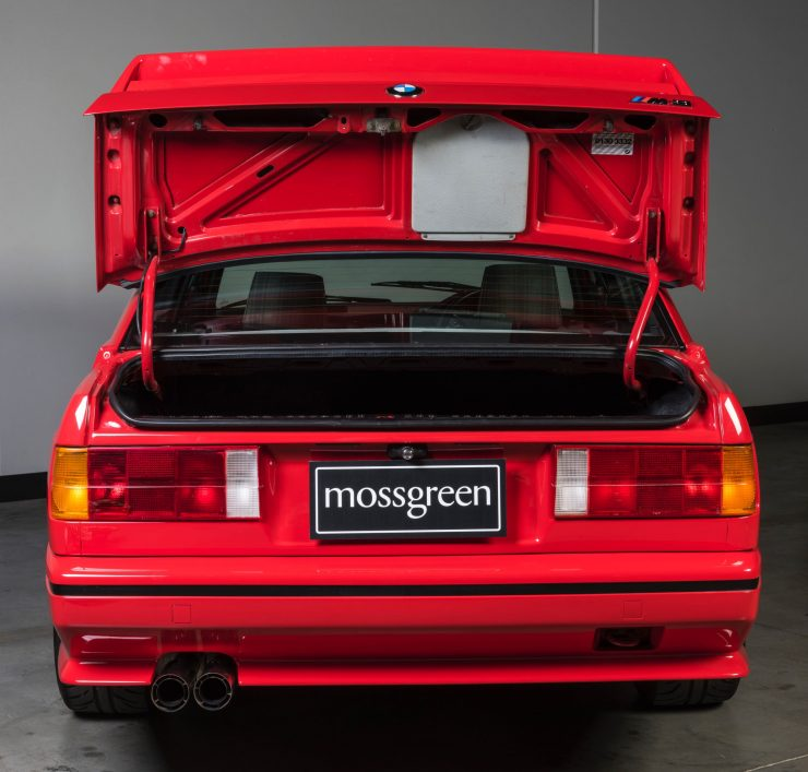 BMW M3 CAR 10 740x707 - 1988 BMW E30 M3 EVO 2