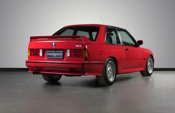 BMW M3 CAR 2 740x480 - 1988 BMW E30 M3 EVO 2