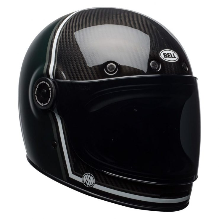 Bell Bullitt Carbon RSD Range Helmet 6 740x740 - Bell Bullitt Carbon RSD Range Helmet