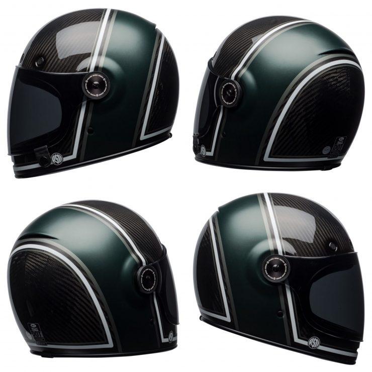 Bell Bullitt Carbon RSD Range Helmet Collage 740x740 - Bell Bullitt Carbon RSD Range Helmet