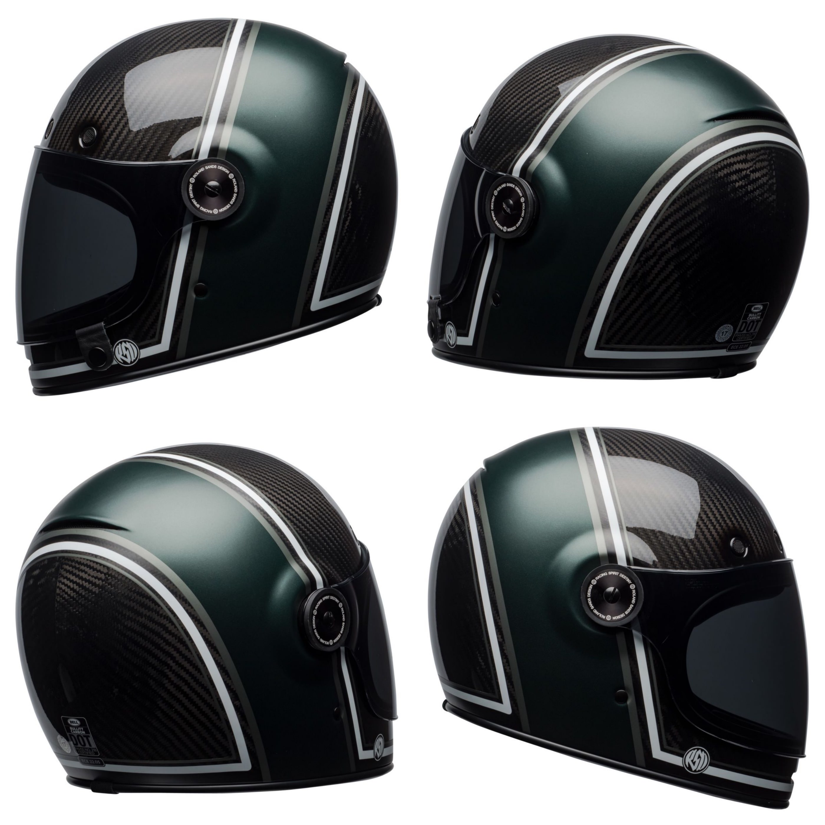 Ebay Motors Motorcycles >> Bell Bullitt Carbon RSD Range Helmet