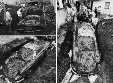 Buried Ferrari Dino 450x330 - Mystery Of The Buried Ferrari Dino Solved