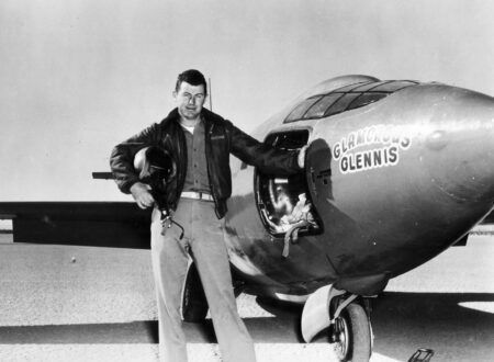 Chuck Yeager Breaking the Sound Barrier 450x330 - Documentary - Chuck Yeager: Breaking the Sound Barrier
